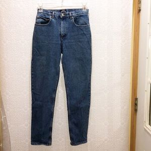 Vintage Capezio High Waisted Mom Jeans